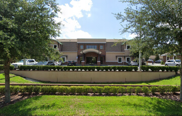 Central Florida Pulmonary Group, P.A. East Ridgewood Drive Office