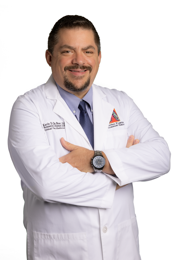 Central Florida Pulmonary Group, P.A. Dr-Deboer