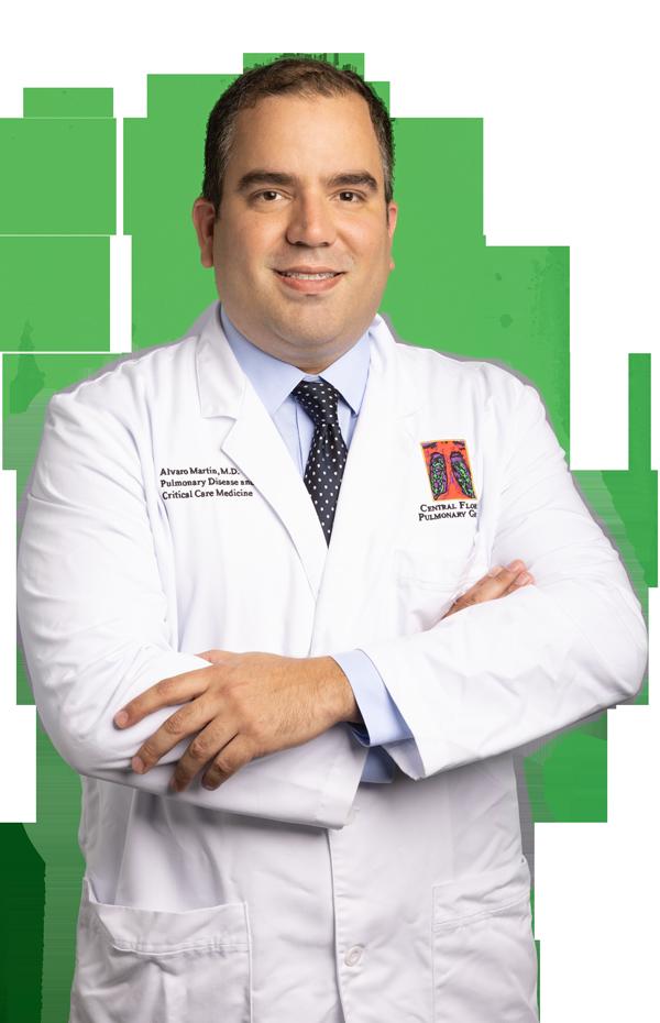 Central Florida Pulmonary Group, P.A. Dr-Martin