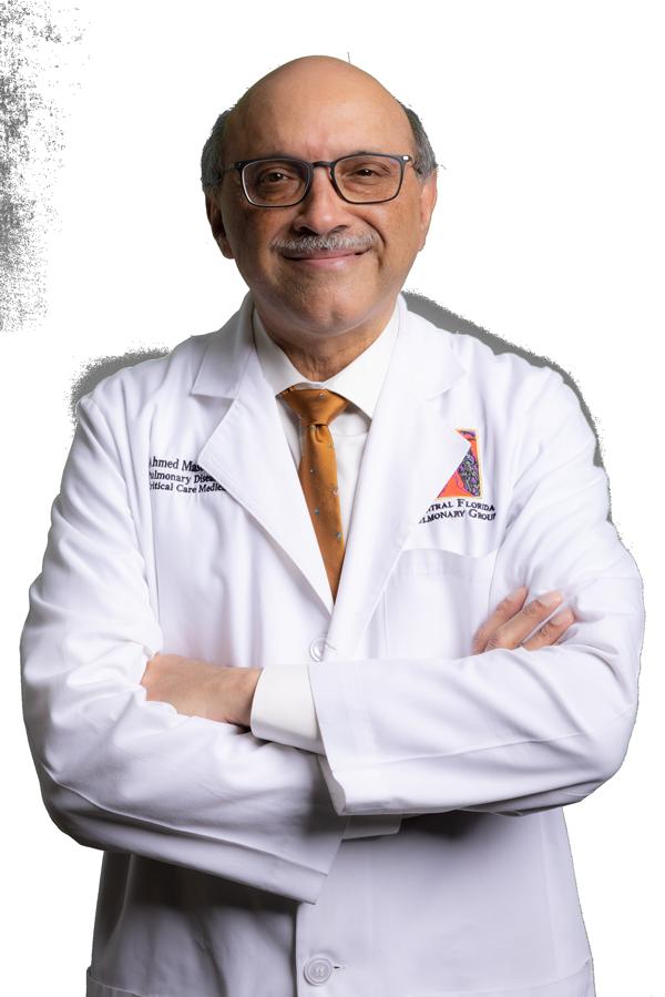 Central Florida Pulmonary Group, P.A. Dr-Masood