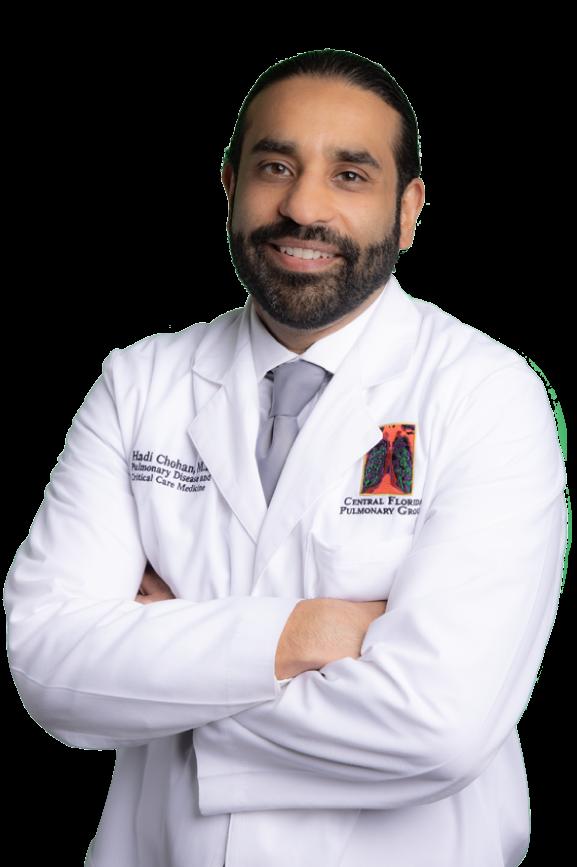 Central Florida Pulmonary Group, P.A. Dr-Chohan