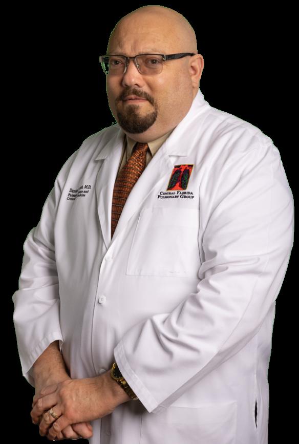 Central Florida Pulmonary Group, P.A. Dr-Layish