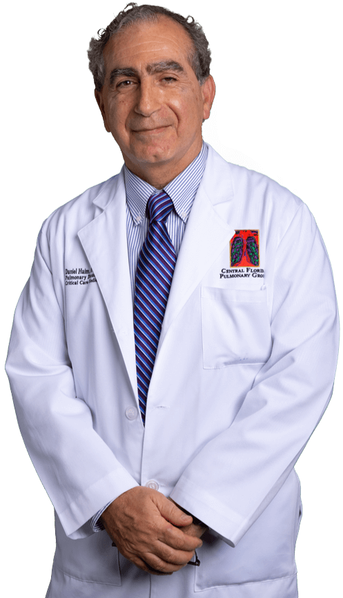 Central Florida Pulmonary Group, P.A. Dr-Haim